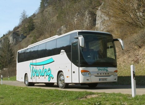 Bus Deutsche Touring